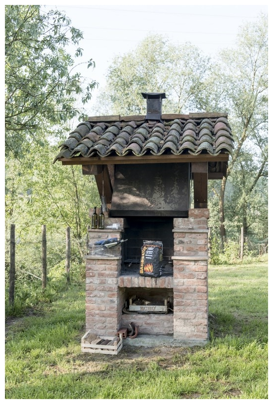 Belveglio 2017 Barbecue Area Ricreativa